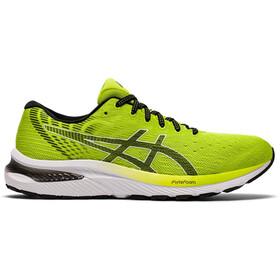 asics Gel-Cumulus 22 Shoes Men lime zest/black